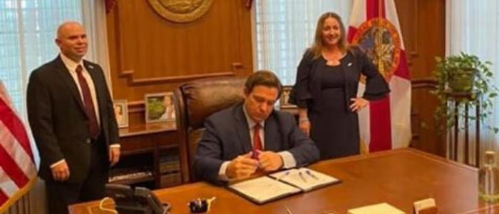 Alyssas Law Signed FL