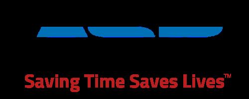 Saving Time Saves Lives™  Logo Tag Trans Bkgrd Black (1) (1)