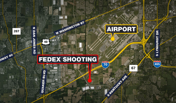 FedEx Active Shooter in Indianapolis